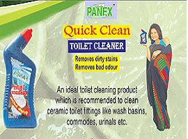 PANEX Quick Clean - Toilet Cleaner