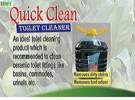 PANEX Quick Clean Toilet Cleaner